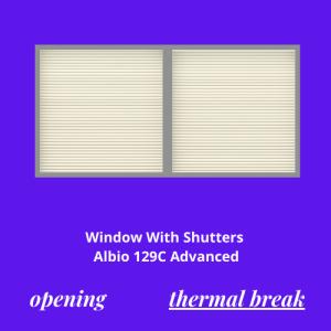 Systems B2B Albio 129C Advanced