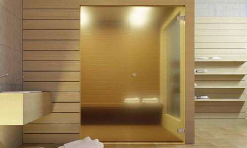 Steam baths, Sauna